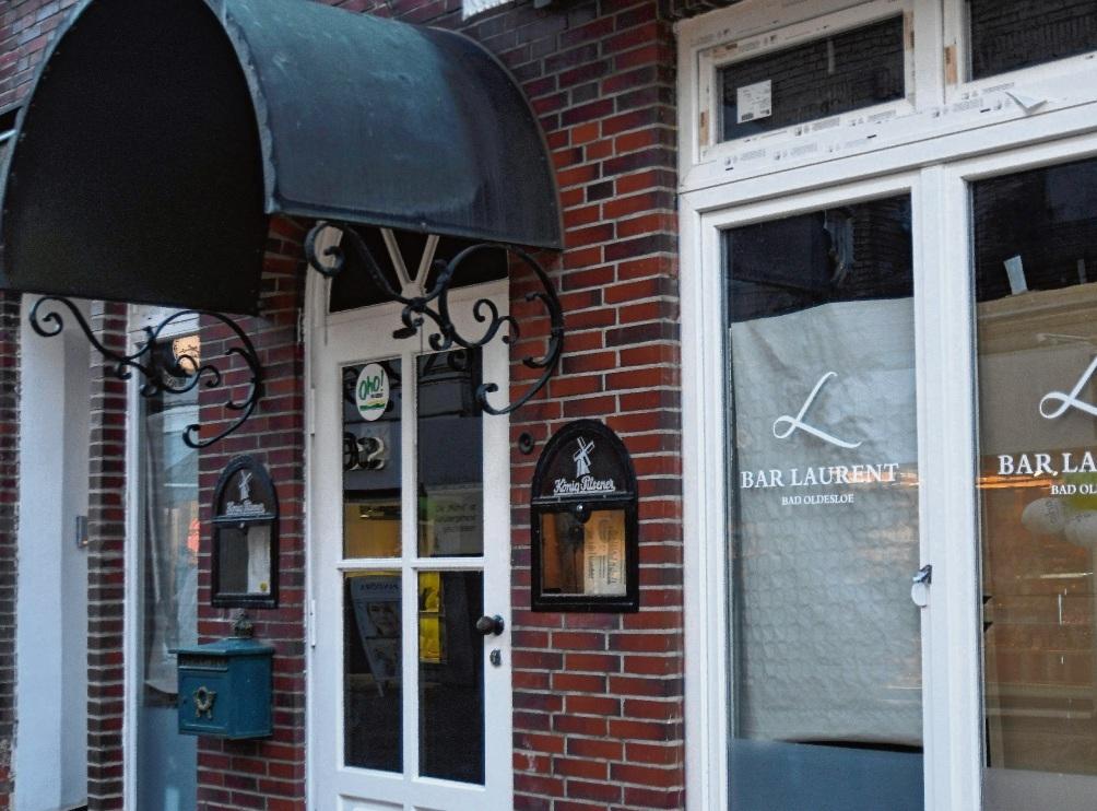Eröffnet neu: Die Bar Laurent.