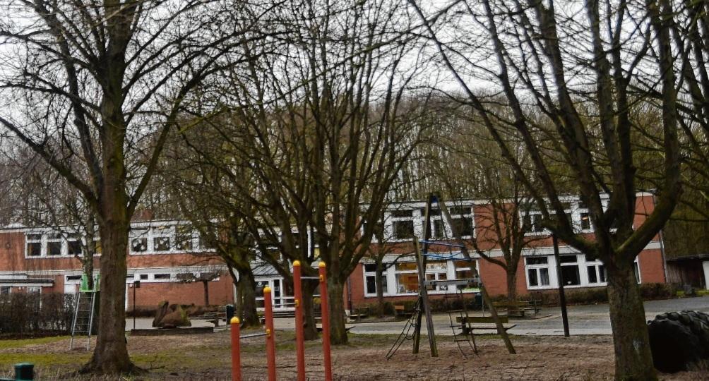 Gut ausgelastet: Die Kurparkschule  in Bad OldesloeNie