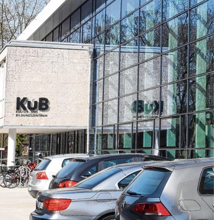 """""""Kein Parkplatz"""": Vor dem Kub gibt es Knöllchen."""