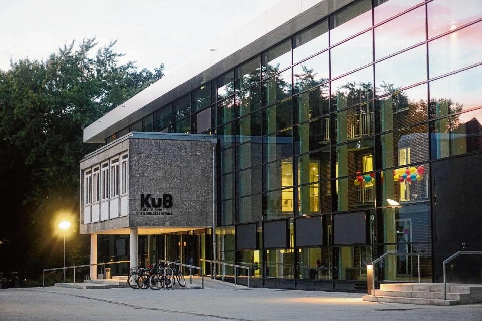 Das Kultur- und Bildungszentrum  in Bad Oldesloe. nie