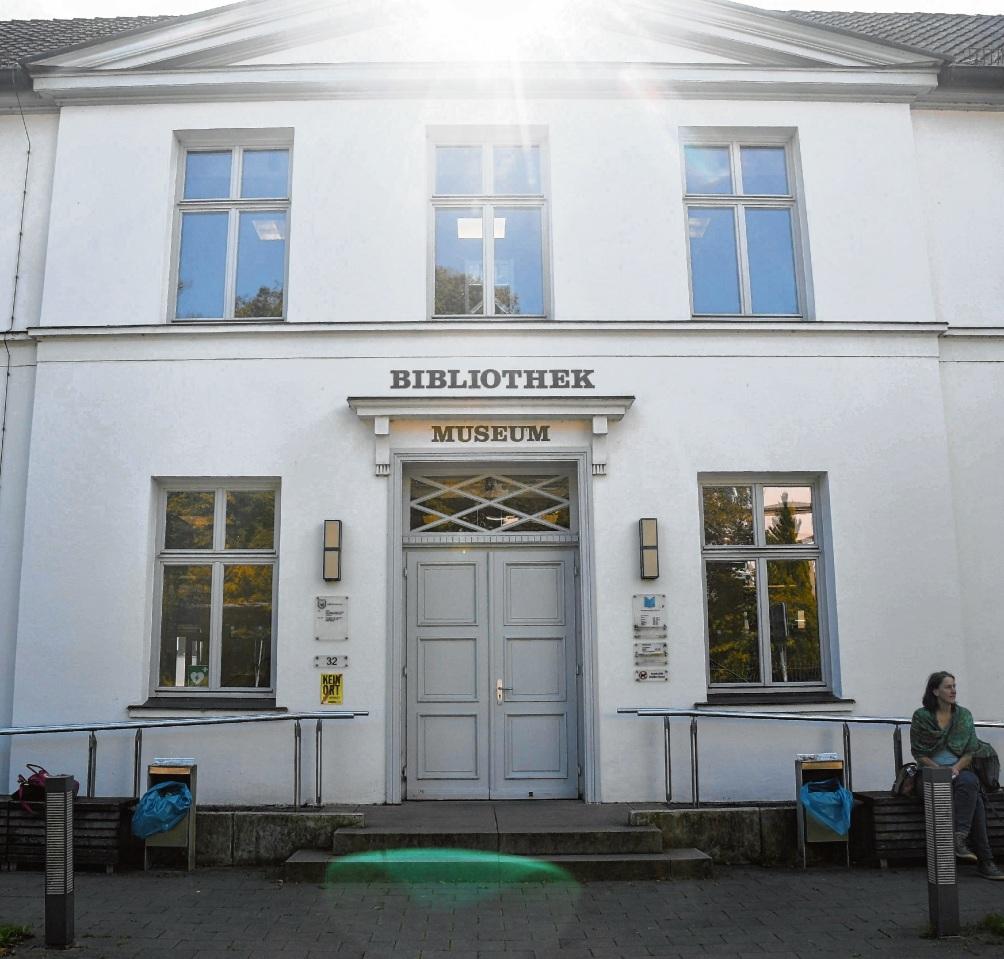 Beliebter Treffpunkt und wichtiger Bildungsort: Die Bad Oldesloer StadtbibliothekNie