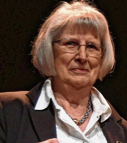 Setzt sich für Ehrenamtler ein: Hildegard Pontow.Nie