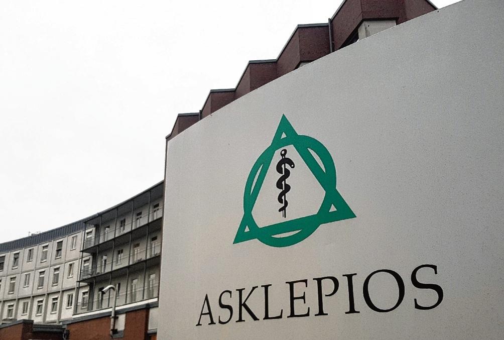 In  Bad Oldesloe werden zukünftig  allein 120.000 Medizinprodukte vorgehalten.niemeier