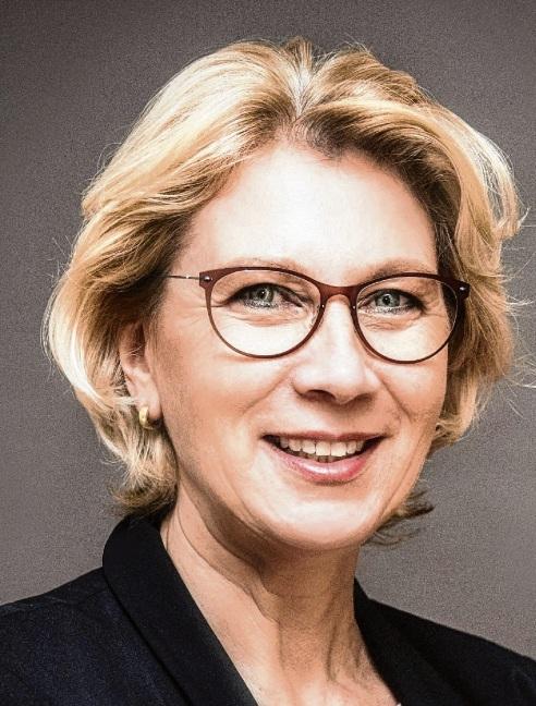 Anita Klahn (FDP).  HiRes