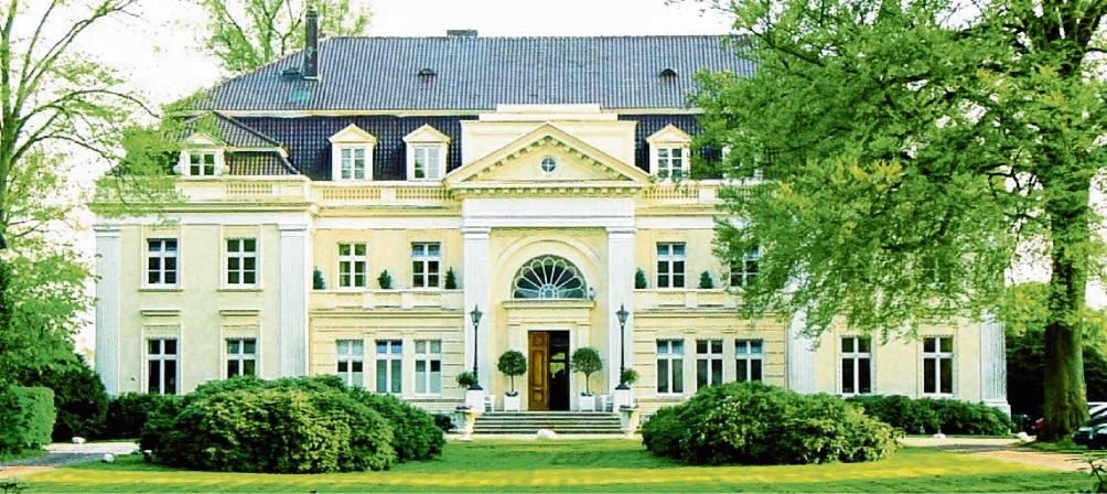 """Schloss Blumendorf lädt auch im Jahr 2020 ein zur Konzertreihe  """"Blumendorfer Begegnungen"""". Auftakt am 9. Februar.ST"""