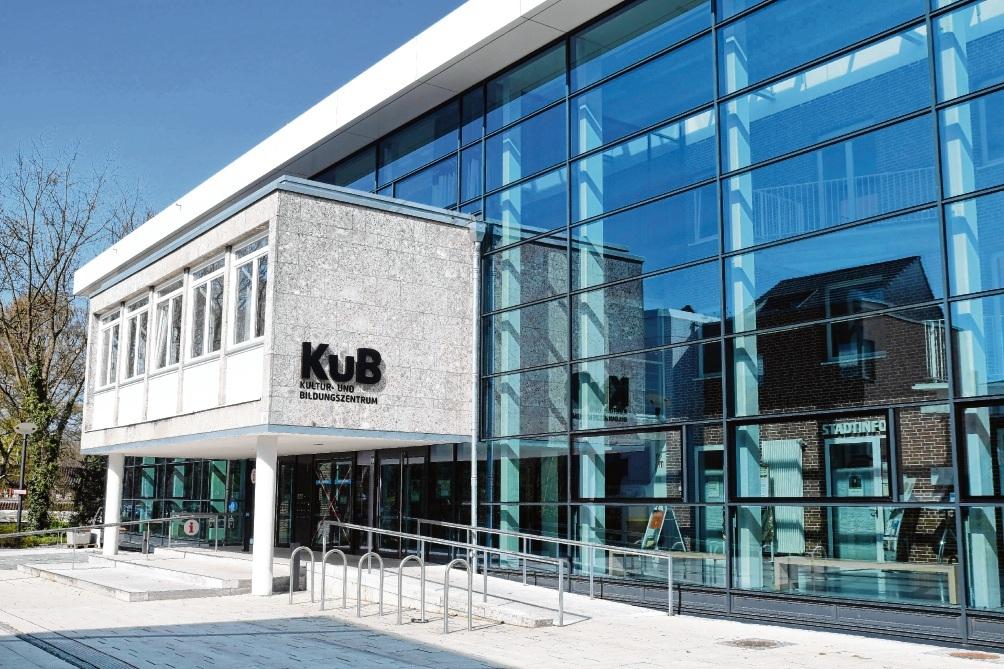 Das Kultur- und Bildungszentrum (Kub) in Bad Oldesloe ist ein Veranstaltungsort, der weit über die Kreisstadt hinaus Bedeutung erlangt hat. niemeier