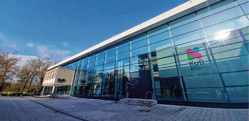 Zwangspause: Es wird ungewöhnlich ruhig  in den nächsten Wochen im Oldesloer Kultur- und Bildungszentrum.Niemeier