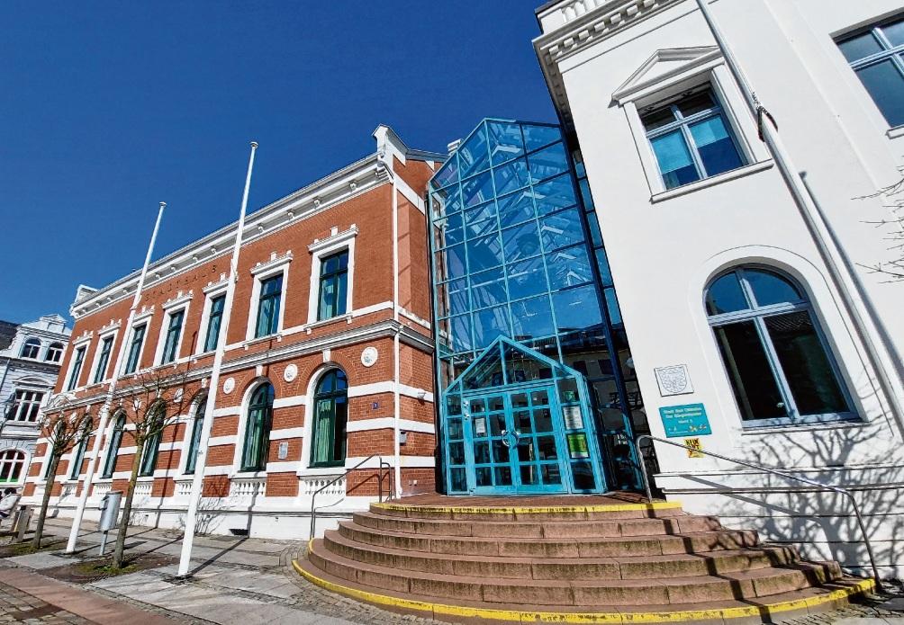 Die Oldesloer   Stadtverwaltung  ist aktuell für den Publikumsverkehr geschlossen.Niemeier