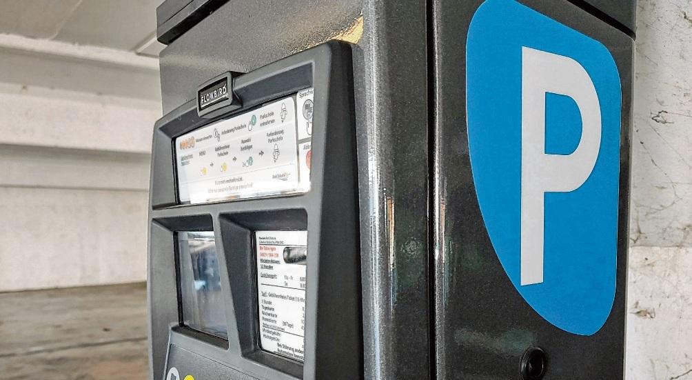 ParkautomatNie
