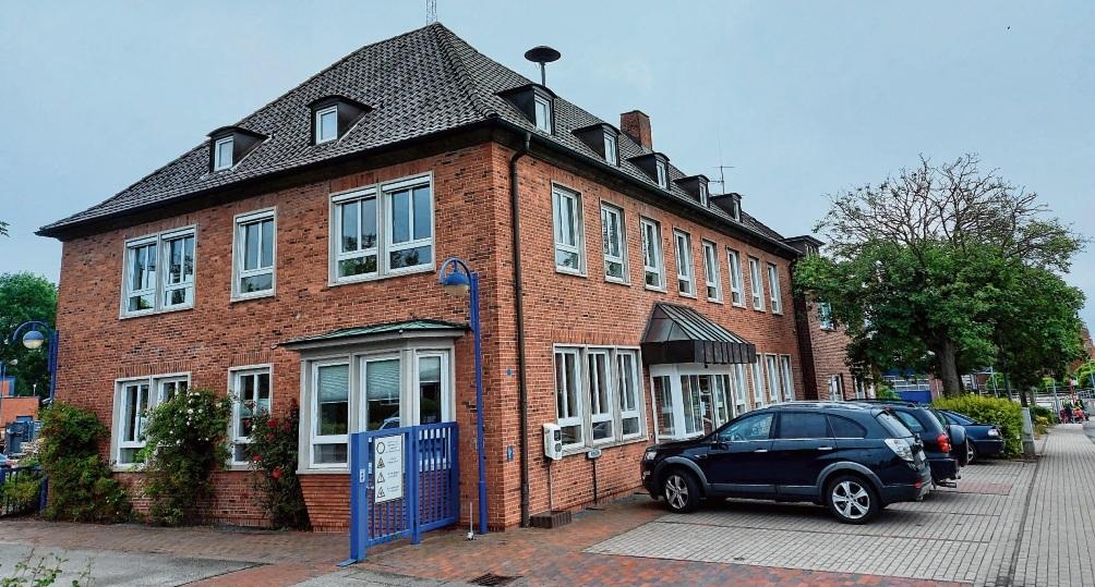 Der Stadtwerke-Standort in der Lübecker Straße.