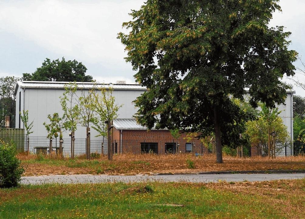 Das Oldesloer Wasserwerk am Schwarzendamm sorgt für ausreichend Trinkwasser in der Kreisstadt, auch in heißen und trockenen Sommern, wie diesem. Susanne Rohde