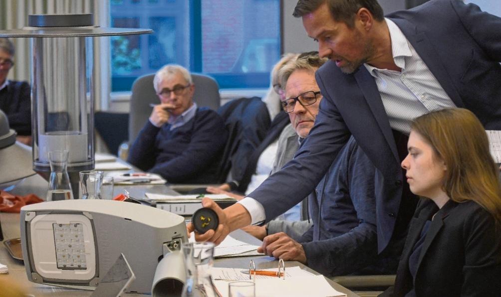 Verschiedene LED-Lampenmodelle waren vom Wirtschafts- und Planungsausschuss der Kreisstadt genauestens unter die Lupe genommen. Nie