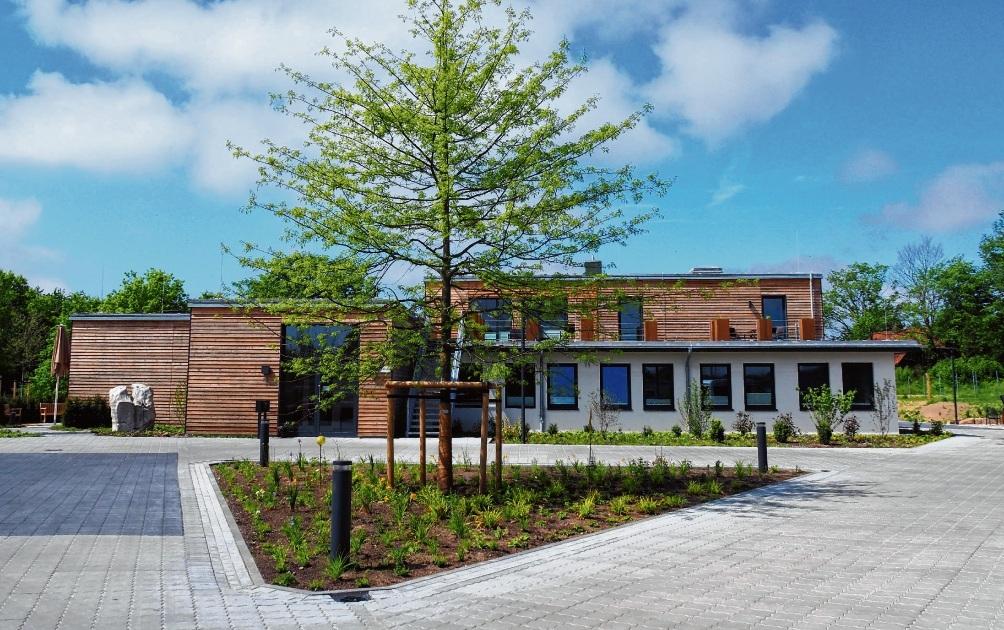 Das stationäre Hospiz Lebensweg im Sandkamp in Bad Oldesloe kann bis zu zwölf Gäste beherbergen.  Rohde