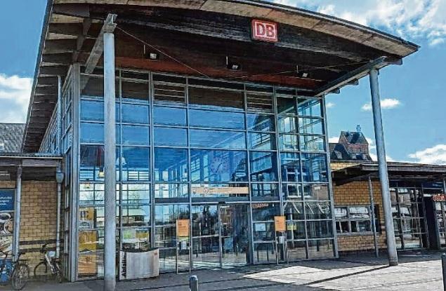 50.000 Euro fließen in die Verbesserung des Bahnhofs der Kreisstadt. niemeier
