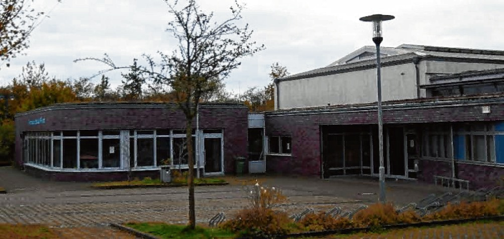 Die Grundschule West in Bad Oldesloe.  nie
