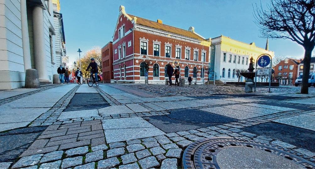 20er-Zone statt Spielstraße? Die Hagenstraße in der Kreisstadt nimmt in den Sitzungen und Diskussionen breiten Raum ein.  niemeier