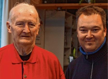 Claus und Nico von Hausen bringen die Reihe seit einigen Jahren heraus.  ST