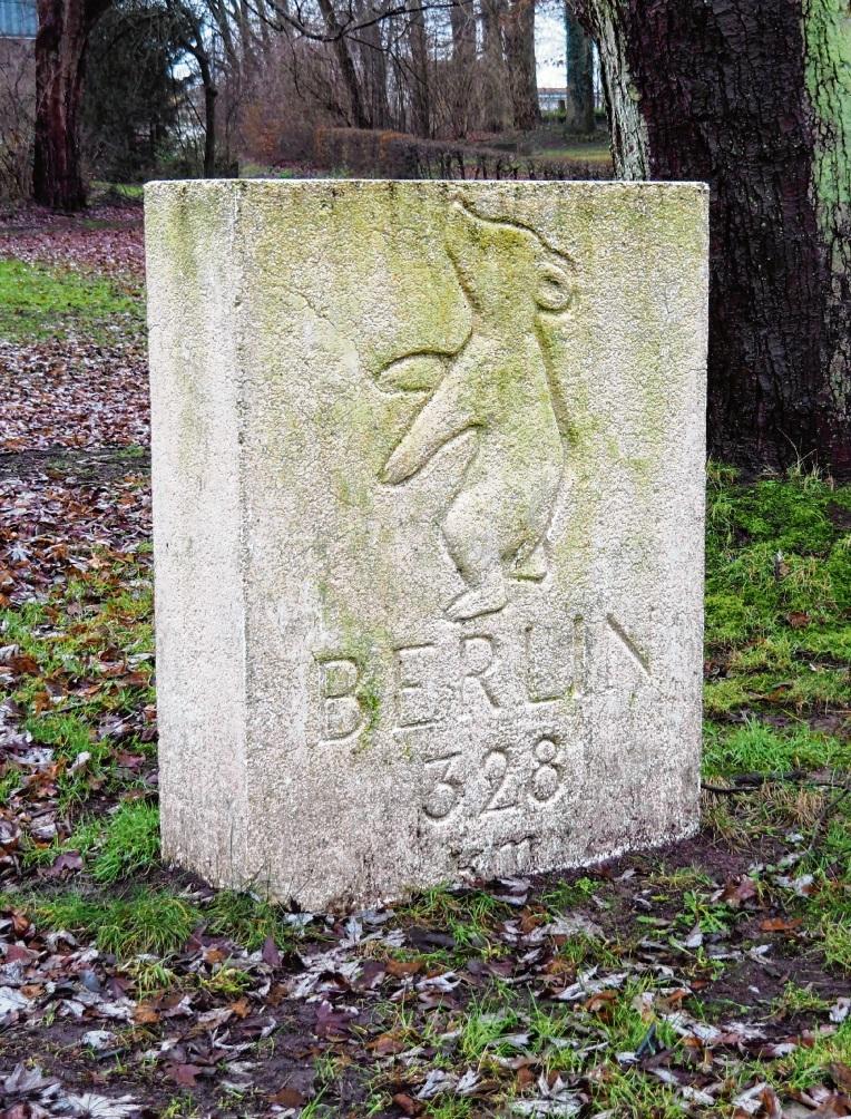 Seit einer Sanierung im vergangenen Jahr erstrahlt der Berliner Meilenstein wieder so wie im Originalzustand.  susanne Rohde