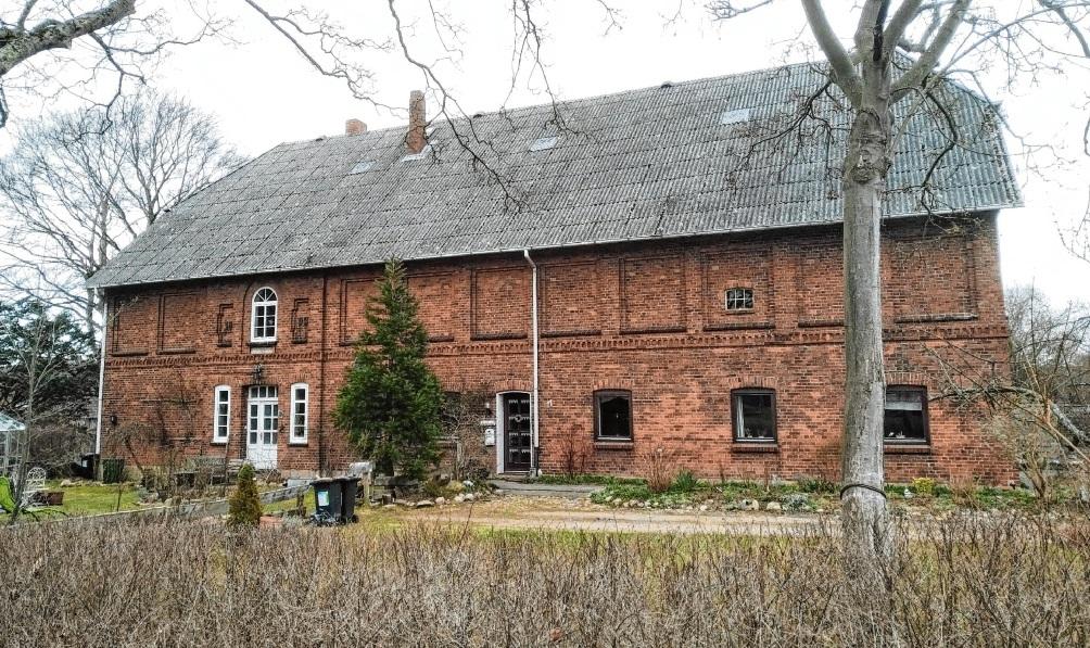 Der Wolkenweher Moritzhof soll umgestaltet werden, befürchten die Bewohner.  Finn Fischer