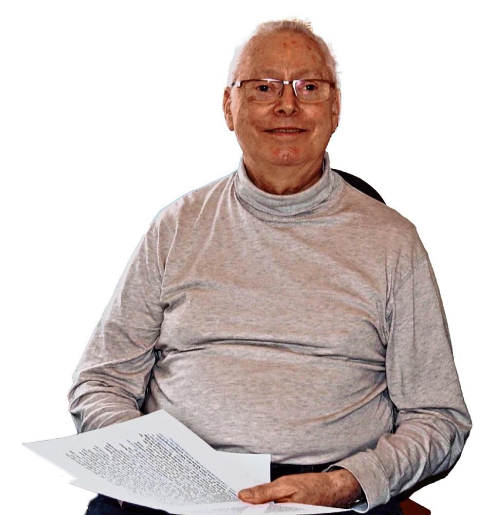 Gerd Manzel sammelt die Lieder über die Stormarner Kreisstadt.  Susanne Rohde