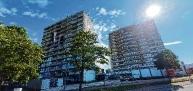 Sorgen immer wieder für Schlagzeilen: Die betroffenen Bad Oldesloer Hochhäuser. Niemeier