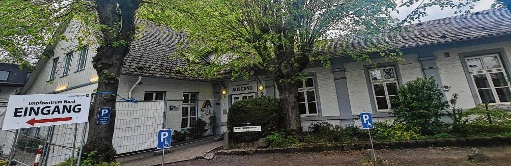 Aktuell ist die Jugendherberge in Oldesloe das größte Impfzentrum im Kreis Stormarn.  Nie