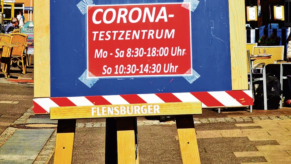 Private Corona-Testzentren müssen mehr Auflagen erfüllen und sollen strenger kontrolliert werden.  Patrick Niemeier
