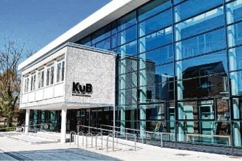 Das Kultur- und Bildungszentrum (Kub) in Bad Oldesloe ist ein Veranstaltungsort, der weit über die Kreisstadt hinaus Bedeutung erlangt hat.