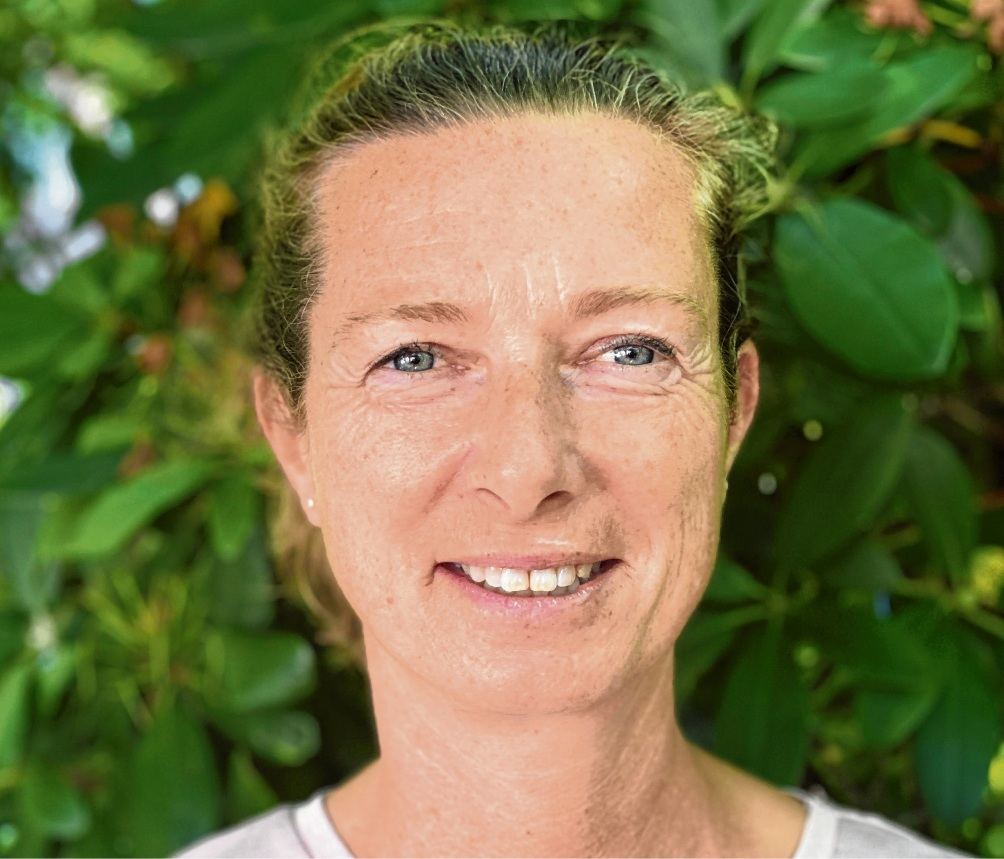 ... und Andrea Dunker, Frauenbeauftragte der Gemeinde Sylt.