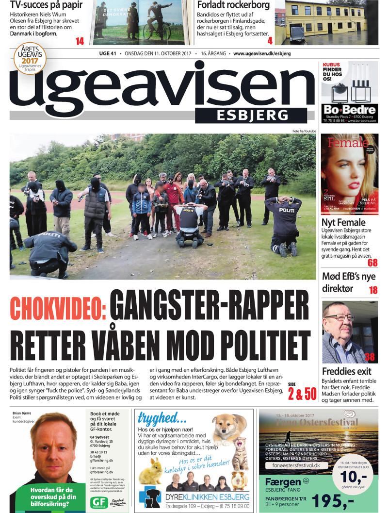 90e25b85787 Ugeavisen Esbjerg - 41 - 2017