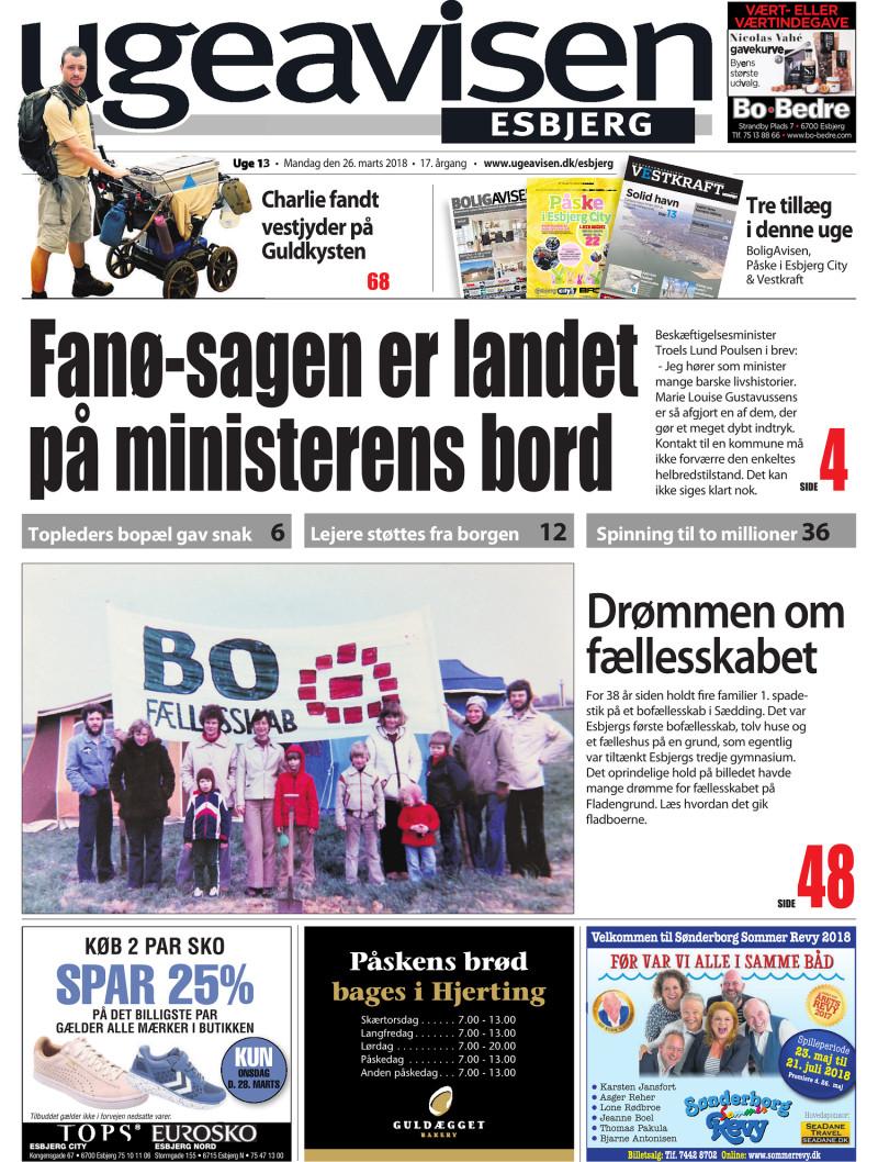 cbc2cba77cd6 Ugeavisen Esbjerg - 13 - 2018