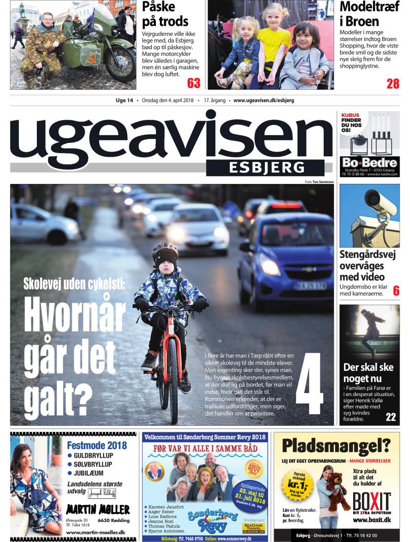 54e53cc4926c Ugeavisen Esbjerg - 14 - 2018