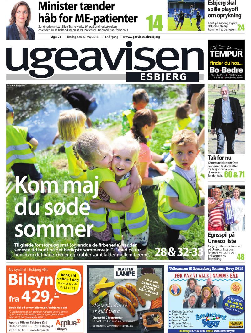 8f94c137 Ugeavisen Esbjerg - 21 - 2018