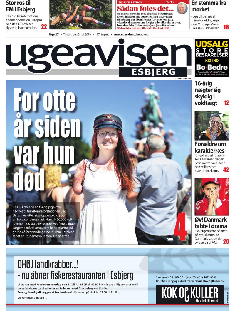 f3b2139d6703 Ugeavisen Esbjerg - 27 - 2018