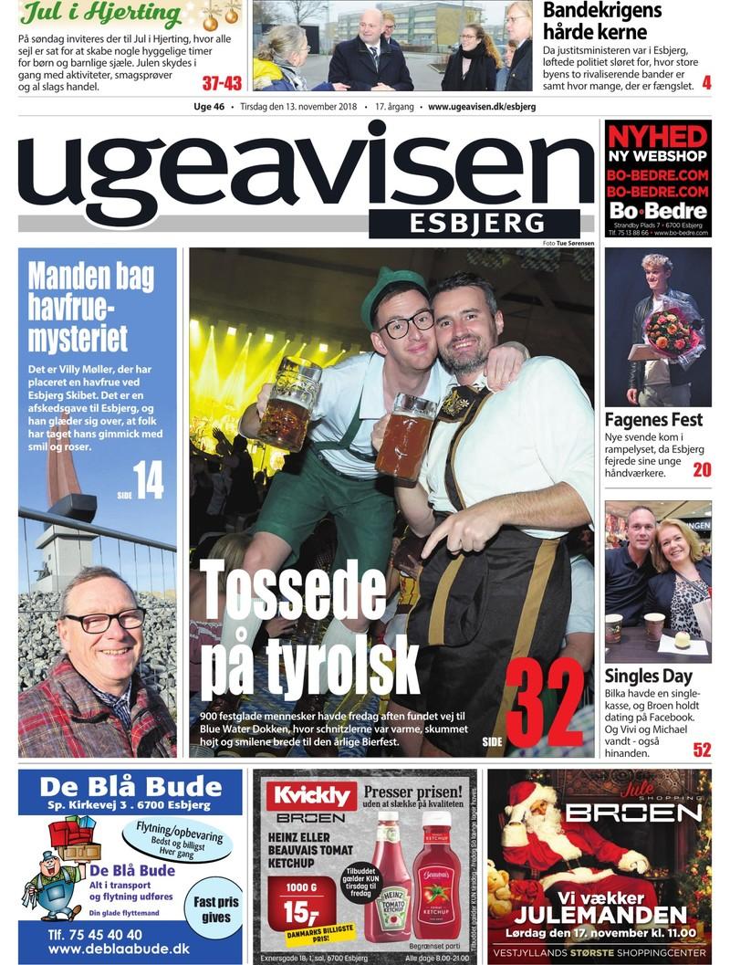 797447f4a826 Ugeavisen Esbjerg - 46 - 2018