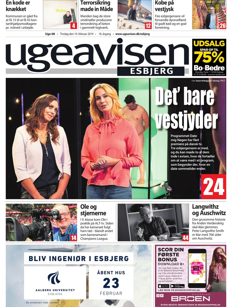 fa219104 Ugeavisen Esbjerg - 08 - 2019