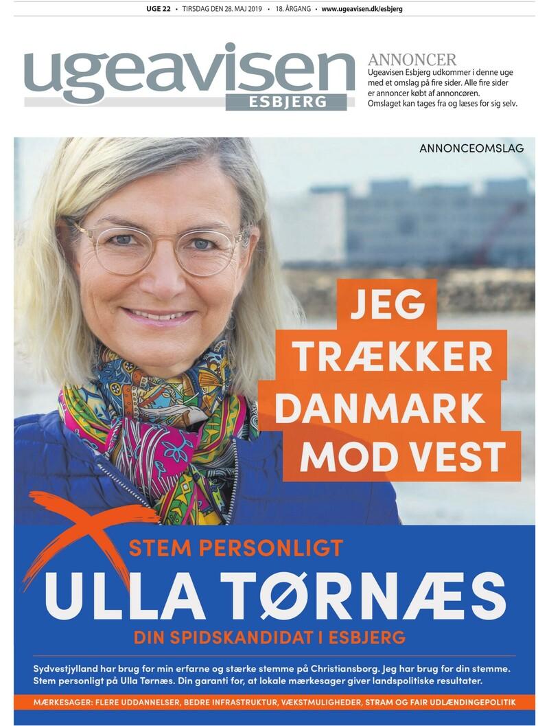 Ugeavisen Esbjerg 22 2019