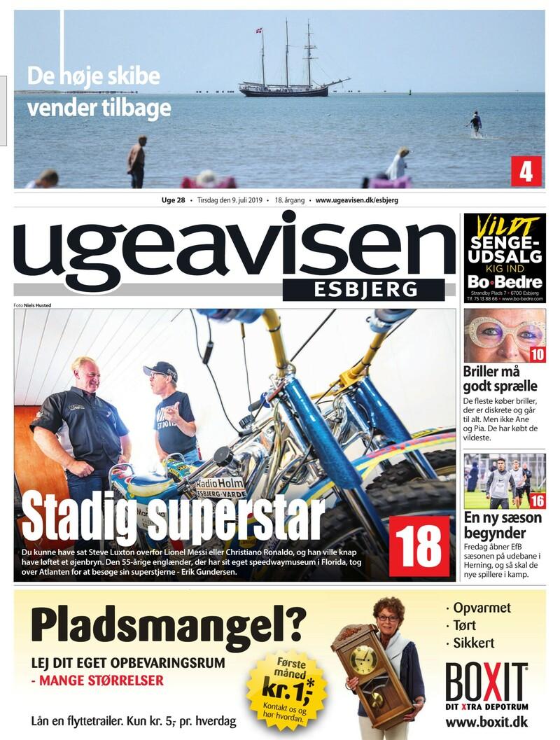 Ugeavisen Esbjerg 28 2019