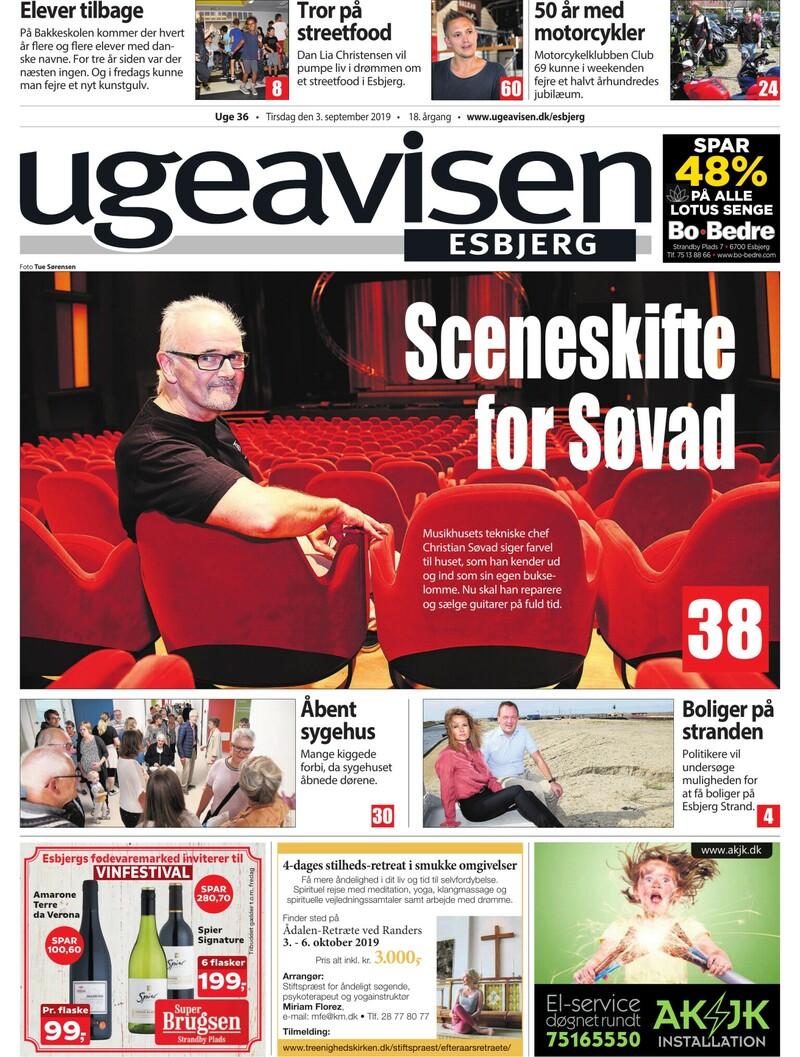 Ugeavisen Esbjerg 36 2019