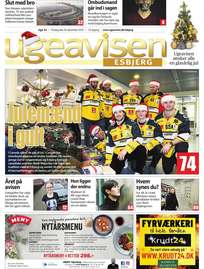 Ugeavisen Esbjerg 52 2019