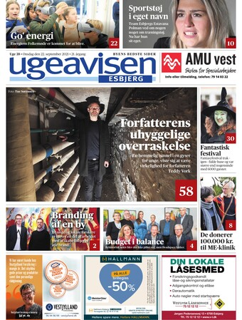 læs Ugeavisen Esbjerg