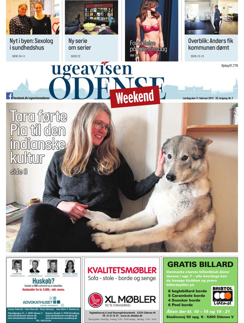 Ugeavisen Odense 11 02 2017
