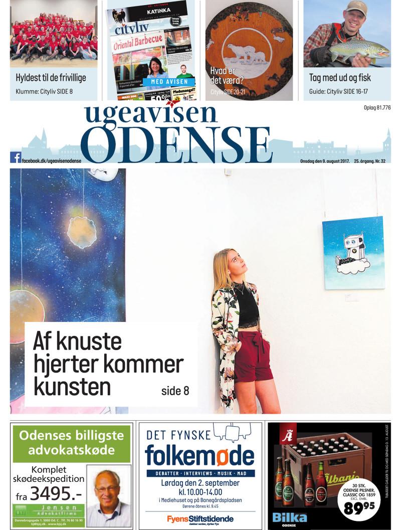 Ugeavisen Odense 09 08 2017