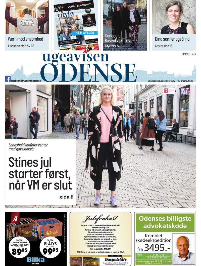 Ugeavisen Odense 06 12 2017