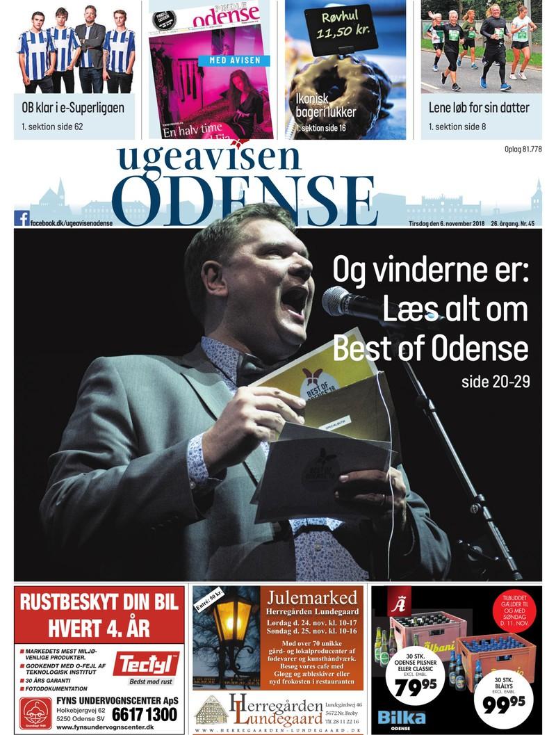 Ugeavisen Odense 06 11 2018