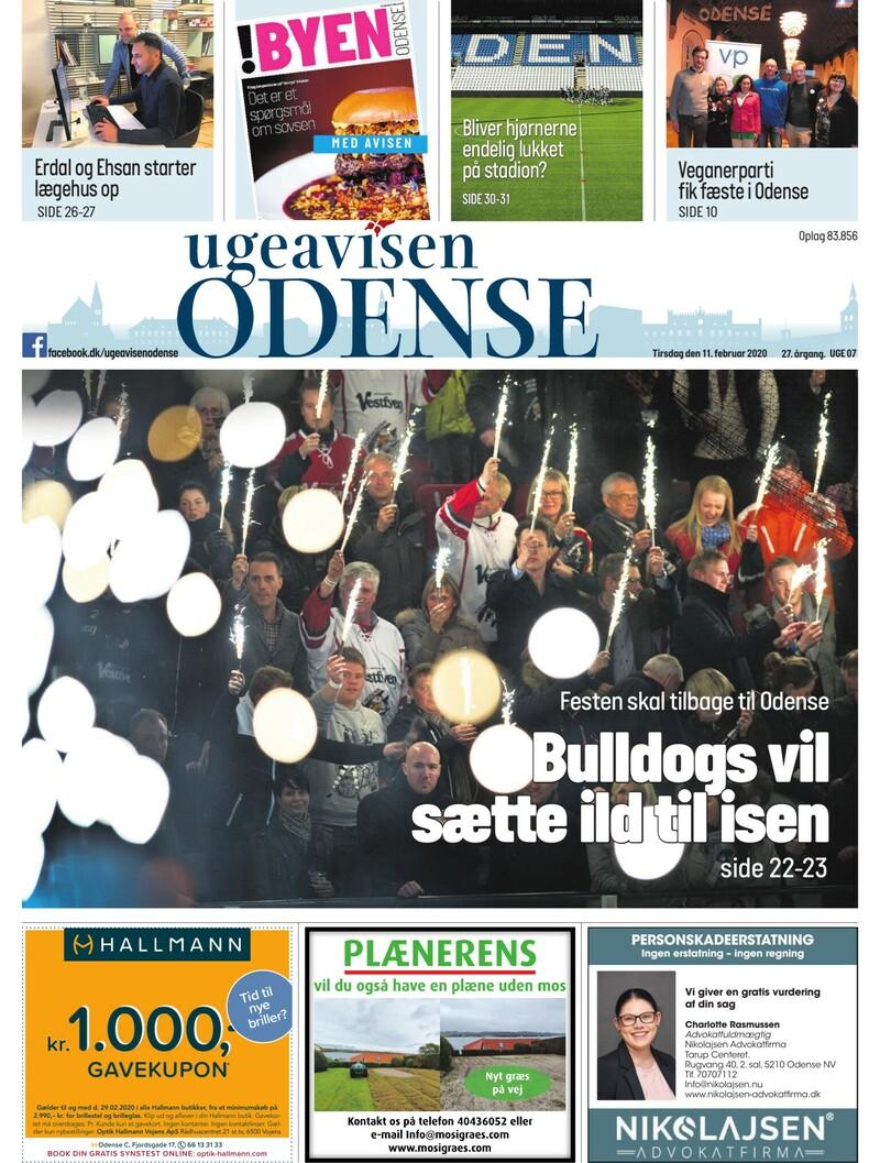Ugeavisen Odense 17 12 2019