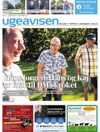Ugeavisen Tistrup-Ølgod