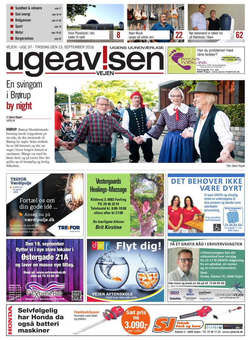 47ea6c13365 Ugeavisen Vejen - 37 - 2016