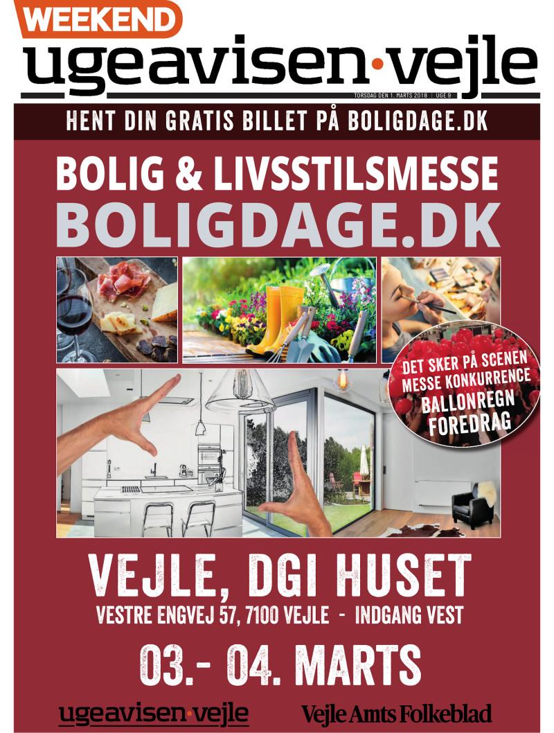 Ugeavisen Vejle Weekend 2018 03 01