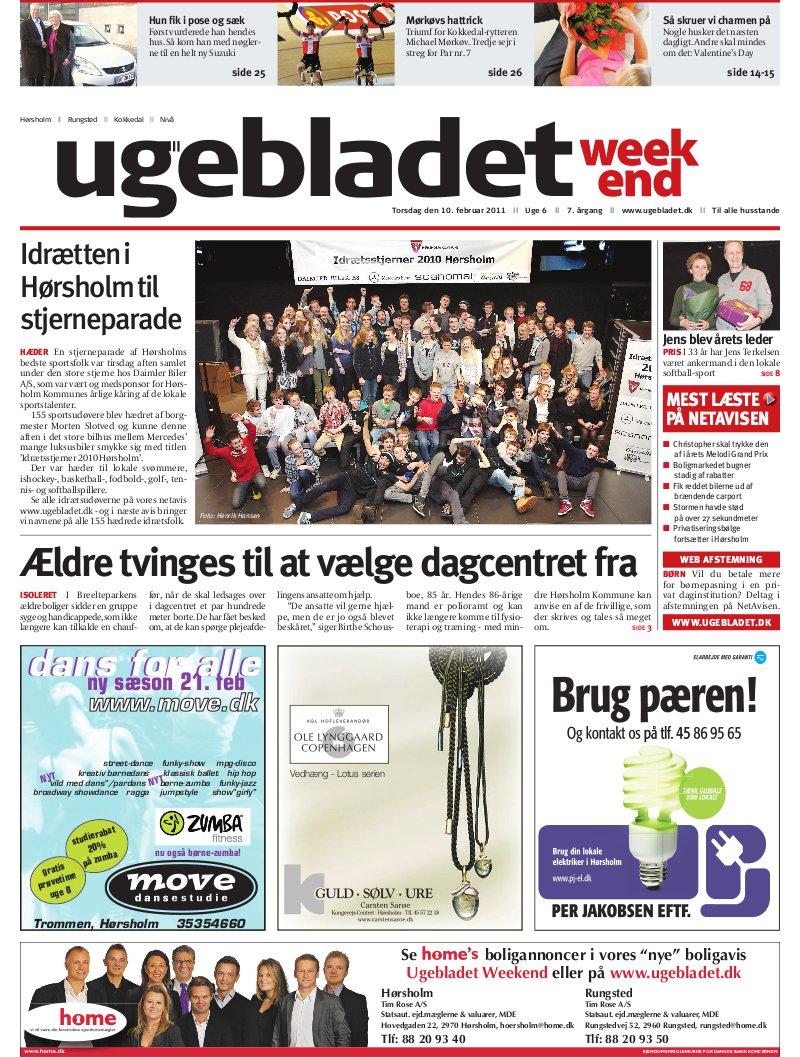 Lokalavisen.dk Ugebladet Weekend Uge 06